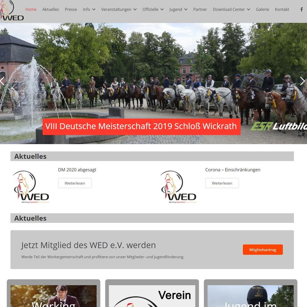 Horse and Rider OnAir